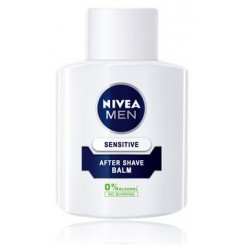 افتر شیو بالسام پوست حساس ۱۰۰ میلی نیوا -Nivea Balsam Sensitive 100ml After Shave