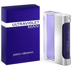 ادو تویلت مردانه پاکو رابان التراویولت 50 و 100 میلPaco Rabanne Ultraviolet Eau De Toilette For Men 50-100 ml